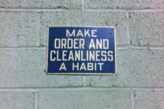 orderAndCleanliness